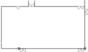展望ホール間取り図