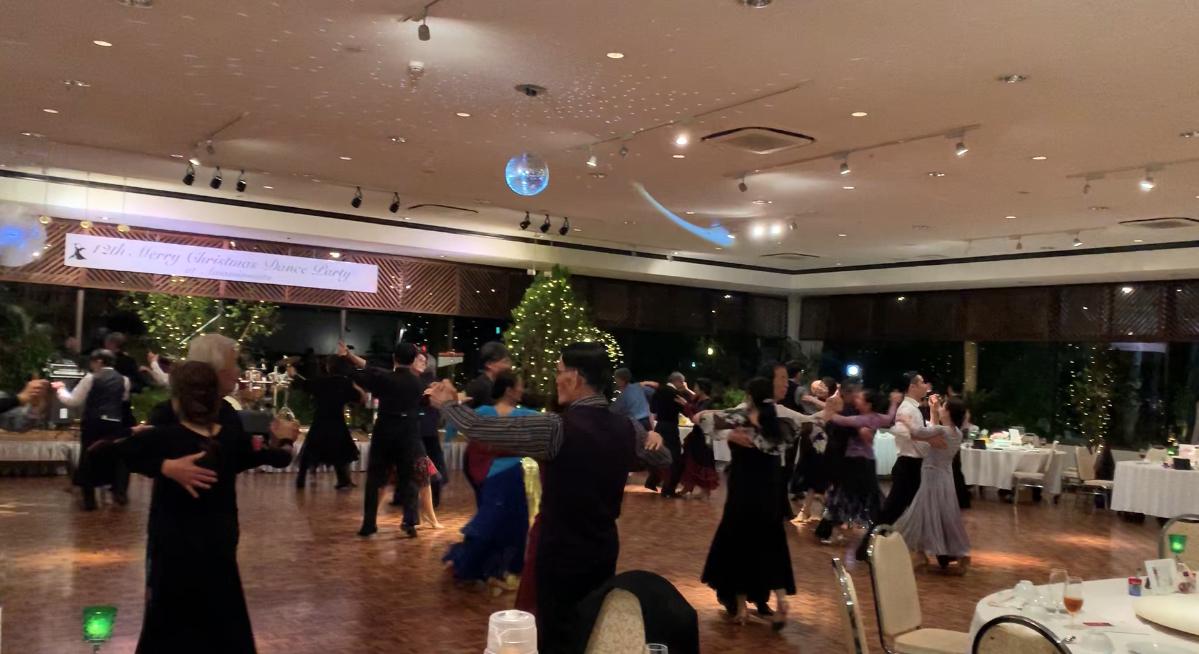 奄美の里Xmasダンスパーティー中止・延期のお知らせ